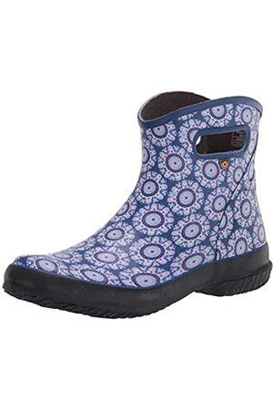 Bogs Damen Schuhe - Damen Patch Ankle (Roots Studio) Regenschuh, Juned –