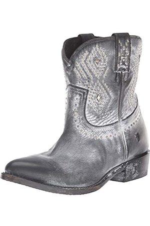 Frye Damen Cowboy & Bikerboots - Damen Billy Stud Short Western Boot