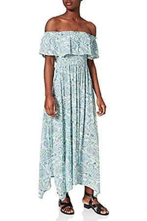 Springfield Damen Vestido CAMISERO MIDI Kleid