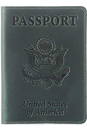 Shvigel Reisepasshülle, Leder, für Damen und Herren