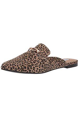 Steve Madden Damen Faraway Mule, Braun (Leopard)
