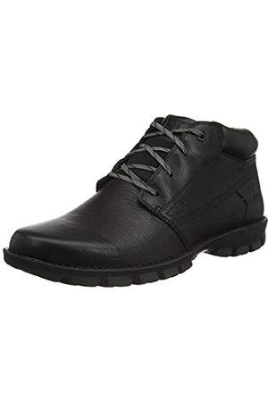 Cat Footwear Herren Schuhe - Herren Convert Chukka-Stiefel, Black