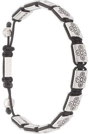 Nialaya Herren Armbänder - Armband mit Perlen