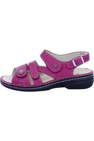 FinnComfort Damen Classic in pink, Sandalen für Damen