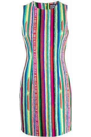 Versace Jeans Couture Kleid mit Streifen