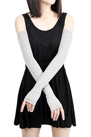 v28 Damen Fingerlose Handschuhe, dehnbar