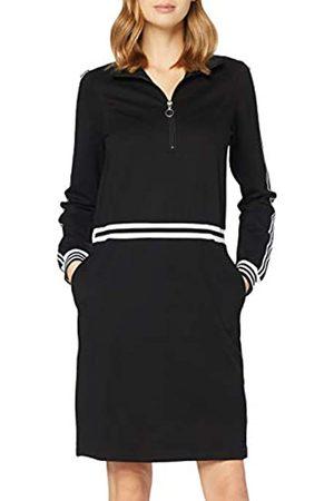 Garcia Damen X00084 Kleid, Black