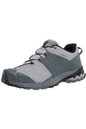 Salomon Herren Schuhe - Herren XA Wild GTX Trail Running, Quarry/Stormy Weather/Black