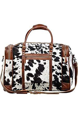 Myra Bag Grand S-1124 Reisetasche aus Rindsleder