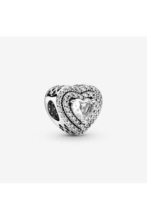 Pandora Funkelndes erhabenes Herz Charm
