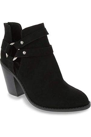 Rampage Stiefel für Damen, Stiefelette mit Aussparungen, Weinberg-Design