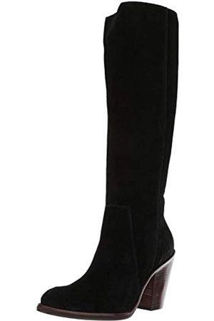 LFL by Lust for Life Damen Stiefel - Women's L-Jordan Fashion Boot, Black Suede