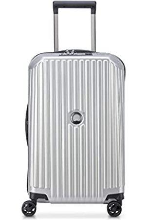 Delsey Paris Erweiterbares Sicherheitsgepäck mit Rollen