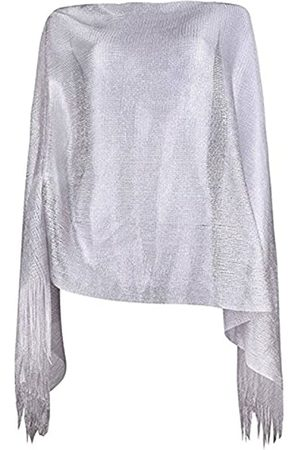 Orzu World Schimmernder vielseitiger Schal, Tichel