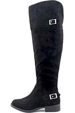 American Rag Stiefel Blau Groesse 5 US /