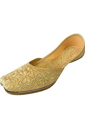 Step N Style Damenschuhe Bequeme Schuhe Freizeitschuhe Punjabi Jutti