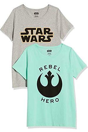 Amazon Disney Marvel Crew-Neck Fashion-t-Shirts