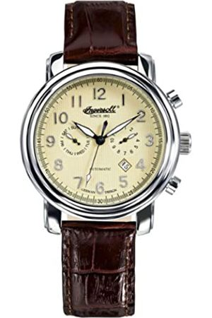 INGERSOLL 1892 Herren Uhren - Herren-Armbanduhr Pullmann Analog Automatik IN1821CH