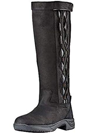 Dublin Damen Schuhe - Womens Pinnacle II Country Boots Black