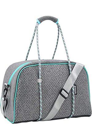 QOGiR Neopren Sporttasche Reisetasche Reisetasche mit elastischem Schuhbeutel