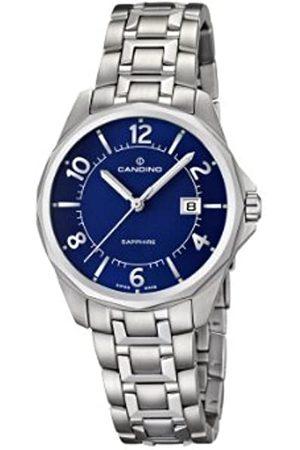 Candino Damen Uhren - Damen-Armbanduhr XS Analog Quarz Edelstahl C4492/3