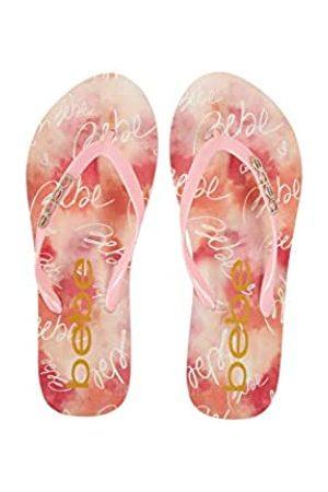 Bebe Tamia Damen Sandalen, Pink (blush)