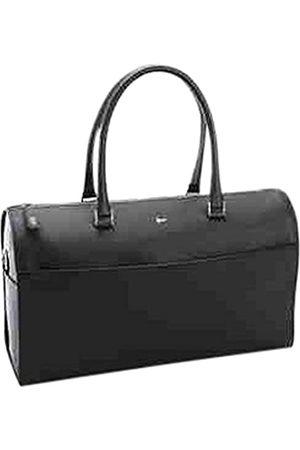 Royce Leather Unisex-Erwachsene Rfid Blocking Carry On Travel Duffle Barrel Bag Luggage In Saffiano Leather Seesack