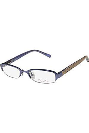 Thalia Sodi Thalia Brillante Kinder/Mädchen Strass Flexible Scharniere mit Strass Brillante Brillen Rahmen