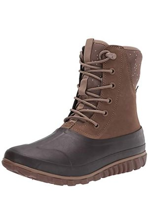 Bogs Damen Classic Casual Tall Leather Lace Schneestiefel