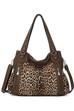 XSL Damen Umhängetaschen - Hobo-Handtaschen für Damen, mit verstellbarem Schultergurt, mehrere Taschen