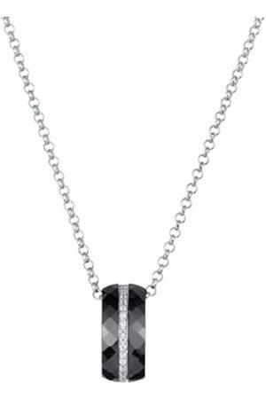 Ceranity Damen-Halskette Sterling-Silber 925 Zirkonia 45 cm 1-52/0002-N
