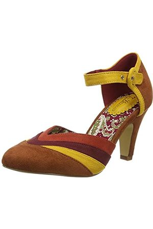 Joe Browns Damen City Chic Colour Block Shoes Mary Jane Schuh