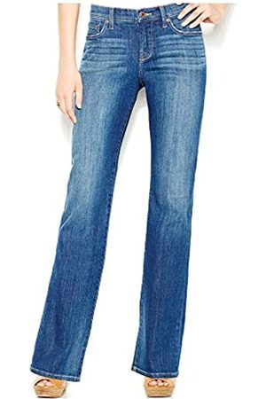 Lucky Brand Damen Mid Rise Easy Rider Bootcut Jeans