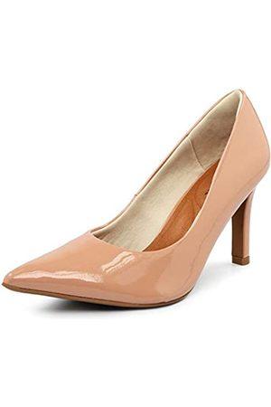 USAFLEX Damen Kleid Pumps, Stilvolle und Bequeme Heels für Frauen, Pink