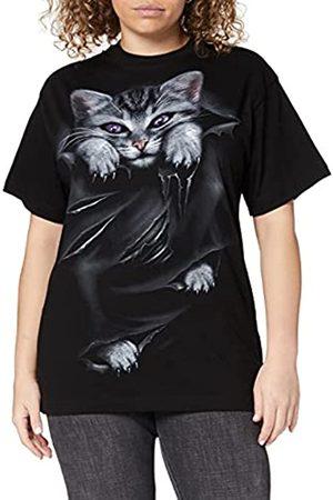 Spiral Damen Bright Eyes-Front Print T-Shirt