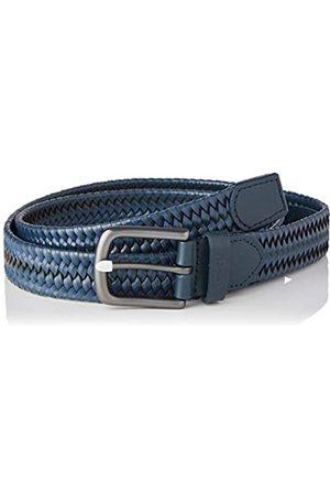 Levi's Herren Woven Leather Stretch Belt Gürtel
