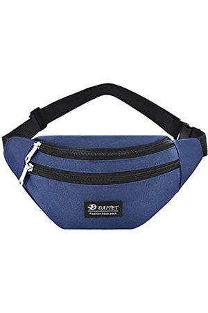 DAITET Bauchtasche für Männer, Frauen, Kinder, Outdoor, Workout-Hüfttasche, verstellbarer Gürtel, wasserdichte Reisetasche, Lauftasche für iPhone