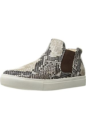Matisse Damen Sneakers - Women's Harlan Fashion Sneaker, Natural Snake