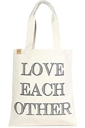 Me Plus Einkaufs- und Reisetasche aus umweltfreundlicher Baumwolle Einheitsgröße
