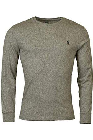 Polo Ralph Lauren Men's Long Sleeve Crew Neck Pony Logo T-Shirt