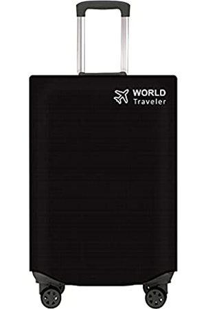 BAG WIZARD Kofferabdeckung aus PVC, transparent, 50,8 cm, 61,1 cm, 71,2 cm, 76,2 cm, 76,2 cm, 76,2 cm, 76