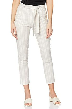 Joe Browns Damen Natural Striped Trousers Lssige Hose