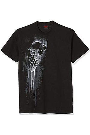 Spiral Damen Bat Curse-Front Print T-Shirt