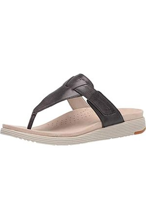 Dansko Women's Cece Black Comfort Summer Sandals 11.5-12 M US