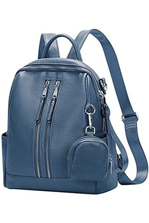 ALTOSY Genuine Leather Backpack Purse for Women Versatile Shoulder Bags with mini Coin Purse (S77)
