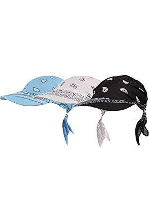Ever Fairy Damen Kopftuch/Kopftuch mit Chemokrebs-Motiv, faltbar, UV-Schutz