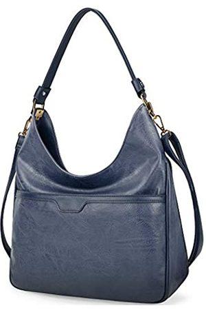 NUBILY Damen Umhängetaschen - Hobo Handtaschen für Frauen, Handtaschen, Umhängetaschen, wasserdicht, groß