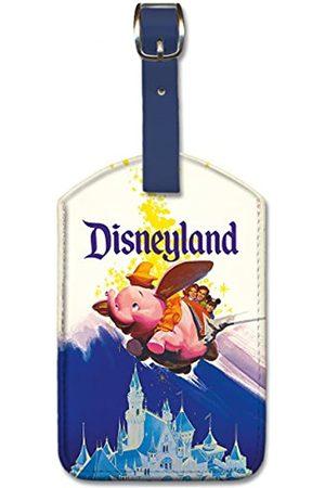 Pacifica Island Art Gepäckanhänger aus Kunstleder – Disneyland Dumbo