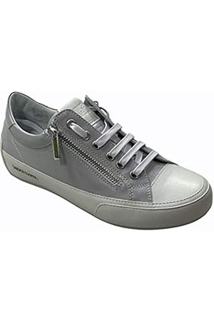 Candice Cooper Damen R.Deluxe Zip Oxford-Schuh, Bianco-Opal Grey
