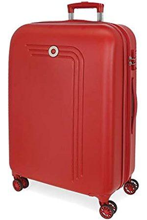 MOVOM Riga Großer Koffer 56x80x29 cms Hartschalen ABS TSA-Schloss 108L 4